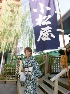 日本橋の老舗や名所を巡るツアー